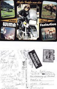 1. Welcome WIMA Estonia 1999 kaart